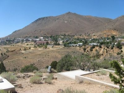View of Virginia City image. Click for full size.