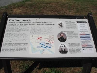The Final Attack Marker image. Click for full size.