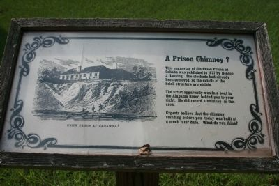 A Prison Chimney Marker image. Click for full size.