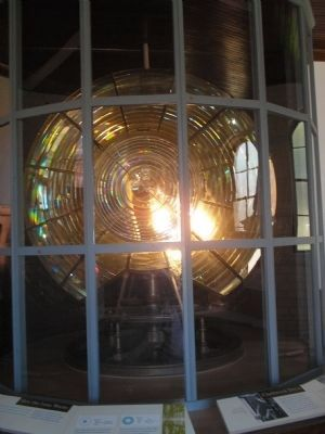 Fresnel Lens image. Click for full size.