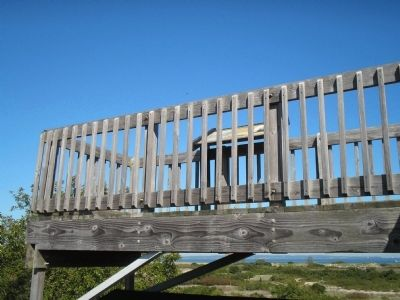 Observation Deck at Sandy Hook image. Click for full size.