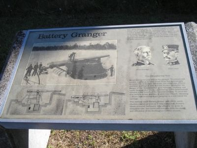 Battery Granger Marker image. Click for full size.