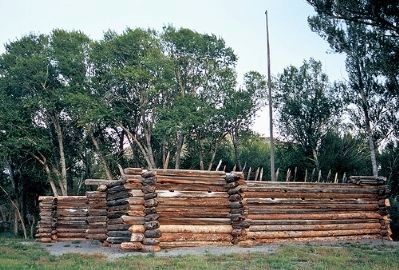 Pike's Stockade image. Click for full size.