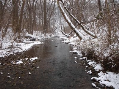 Narrow Passage Creek image. Click for full size.