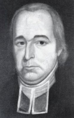 Richard Furman<br>Colonial Baptist Minister<br>Namesake of Furman University image. Click for full size.