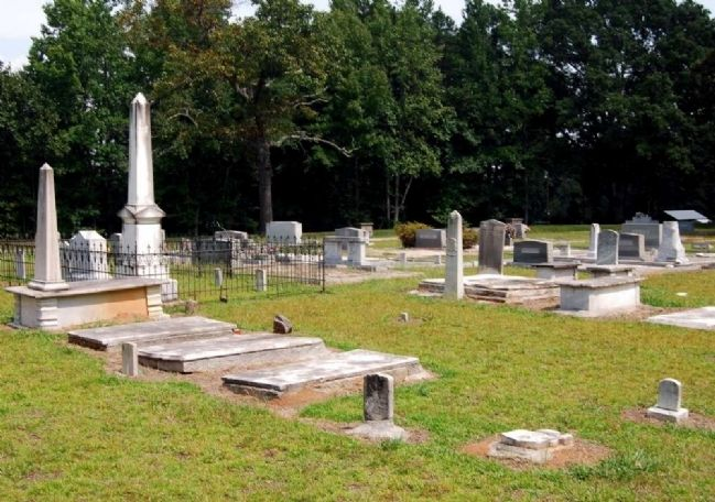 Lebanon Methodist Church Cemetery image. Click for full size.