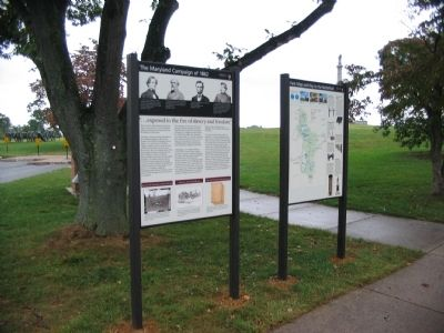 The Marker and Battlefield Orientation Marker image. Click for full size.