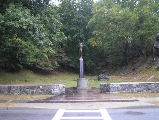 West Point Air Service Memorials image. Click for full size.
