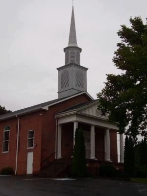 Cherokee Baptist Church image. Click for full size.
