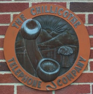 Chillicothe Telephone Company Marker image. Click for full size.