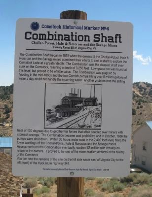 Combination Shaft Marker image. Click for full size.