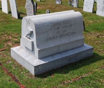 Family Physician Marker image. Click for full size.