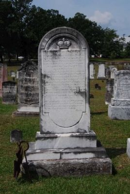 James S. Peden Tombstone image. Click for full size.