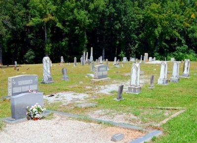 Mt. Bethel United Methodist Church Cemetery image. Click for full size.