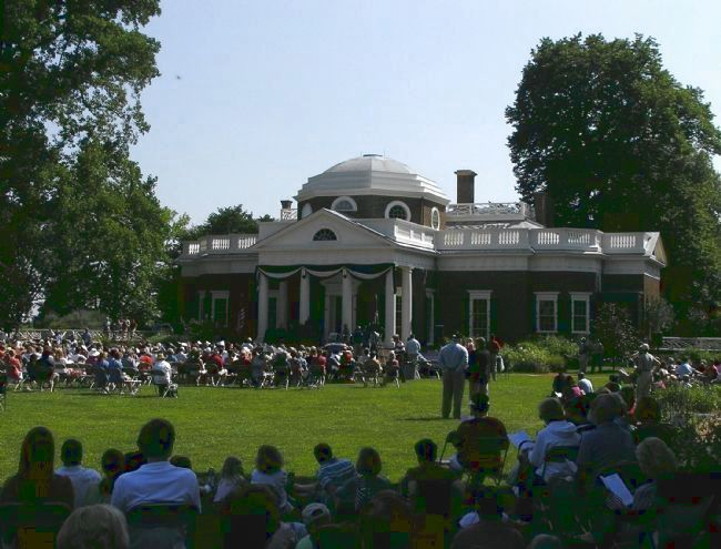 Monticello (1772) image. Click for full size.