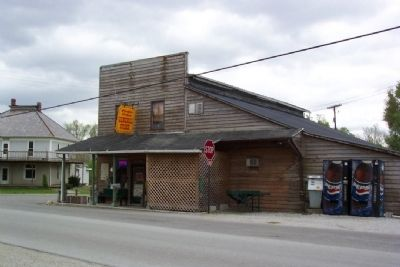 Pfeiffer Station General Store image. Click for full size.