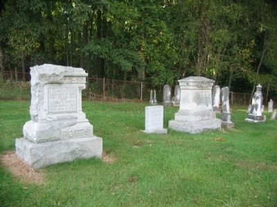 Potts Gravestones image. Click for full size.