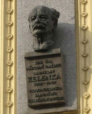 Ladislav Zelenka Marker image. Click for full size.
