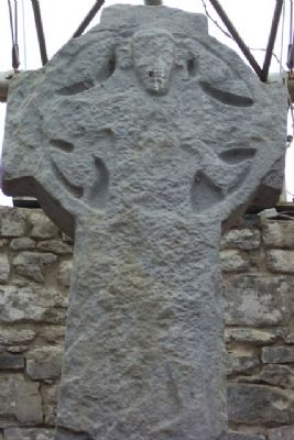 Doorty High Cross Crucified Christ image. Click for full size.