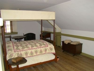 An Upstairs Bedroom image. Click for full size.