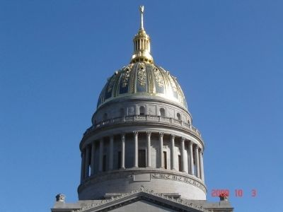 State Capitol Dome image. Click for full size.