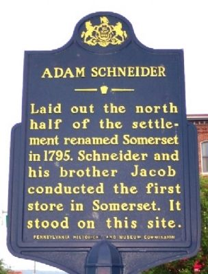 Adam Schneider Marker image. Click for full size.