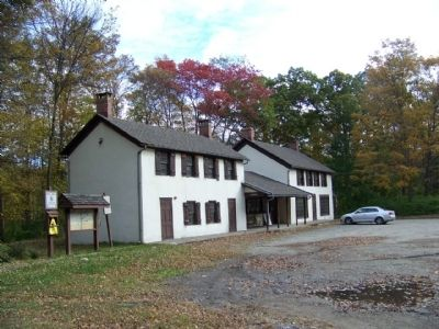 The Long Pond Ironworks Museum image. Click for full size.