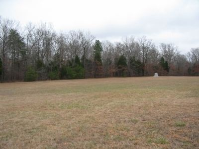 1st Ohio Infantry Monument in Duncan Field image. Click for full size.