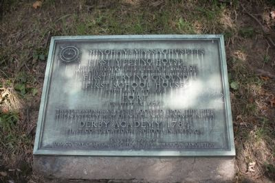 Hingham Massachusetts Marker image. Click for full size.