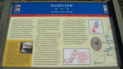 Fairview Marker image. Click for full size.