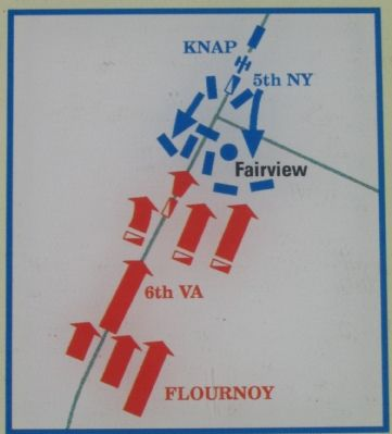 Action at Fairview Map image. Click for full size.