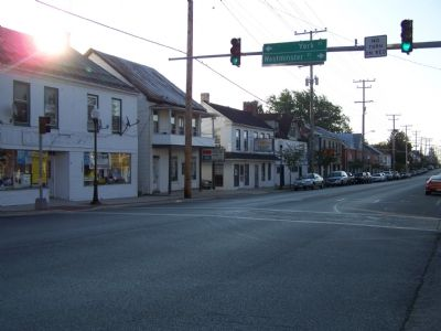 Looking south on Main Street image. Click for full size.