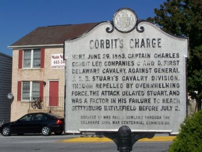 Corbit's Charge Marker image. Click for full size.