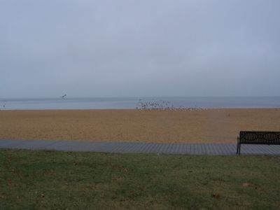 Chesapeake Bay at Betterton Beach image. Click for full size.