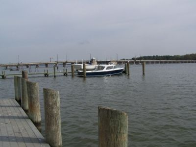 Chestertown Harbor image. Click for full size.