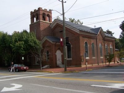 Emmanuel Episcopal Chruch, Chestertown, MD image. Click for full size.