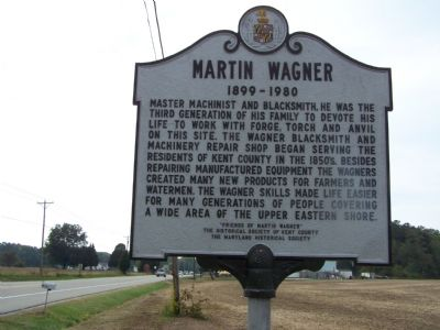Martin Wagner 1899-1980 Marker image. Click for full size.