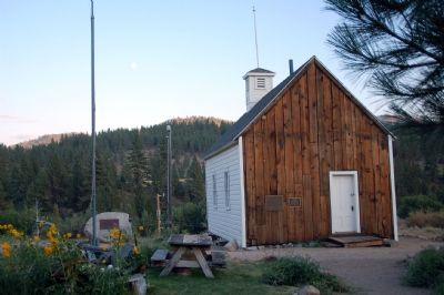 Alpine County Historical Complex Marker image. Click for more information.