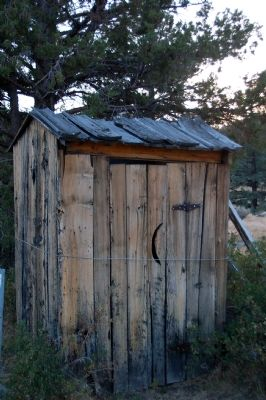 Outhouse image. Click for full size.