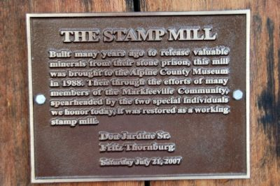 The Stamp Mill image. Click for full size.