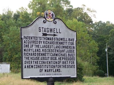 Stagwell Marker image. Click for full size.