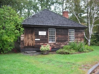 Eureka Schoolhouse image. Click for full size.