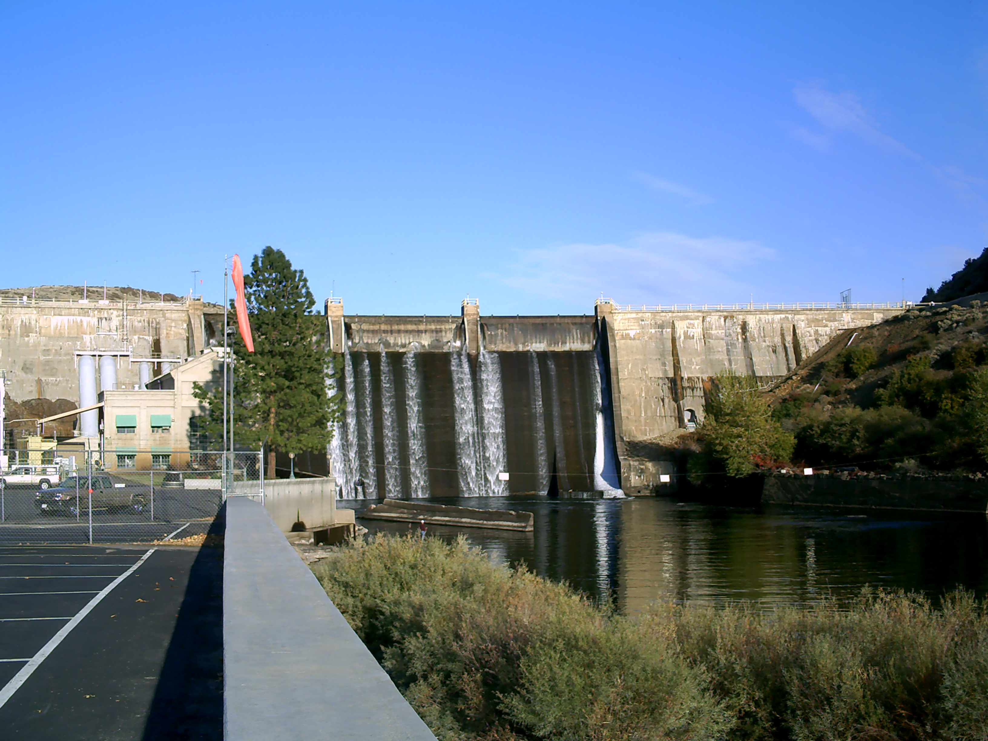 Black Canyon Dam