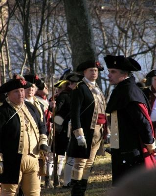 Scenes from the 2008 Reenactment Ceremonies image. Click for full size.