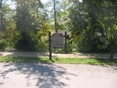 The Mississippi River Parkway: First Project Marker image. Click for full size.