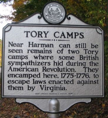 Tory Camps Side image. Click for full size.