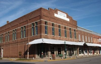 "The Old """" Fife Opera House Building """"  - Also Down-town. . image. Click for full size."
