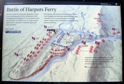 Battle of Harpers Ferry image. Click for full size.