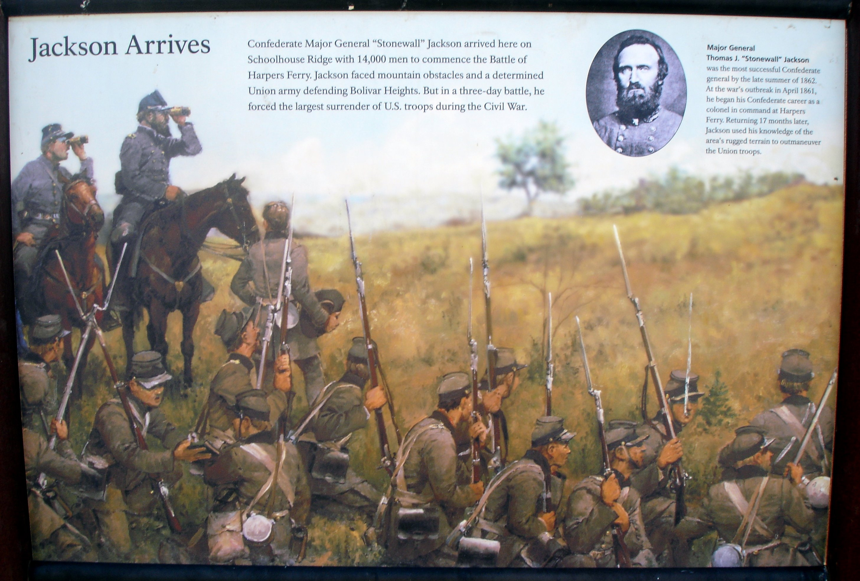 a biography of thomas stonewall jackson a confederate general during the civil war The confederate general stonewall jackson was was a war hero and one of the south's most successful generals during the american civil war thomas jackson.
