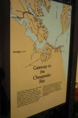 """Gateway to the Chesapeake Bay"" image. Click for full size."